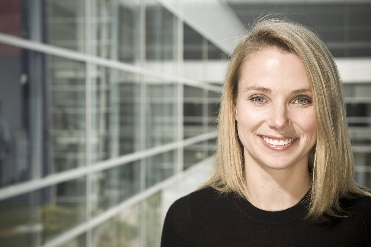 Yahoo's Marissa Mayer is a reminder that CEO is still elusive for women