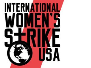 International women's strike marks the Women's Day in New York