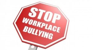 Are you suffering from severe workplace bullying?