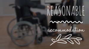 The needs of the many…reasonable accommodation