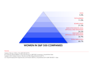 Diversity in the Boardroom: Minorities and Women Grapple with Wage Gap