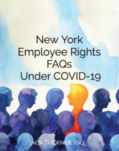 E-book – New York Employee Rights FAQs Under Covid-19